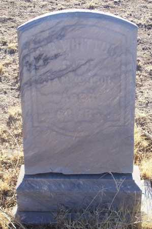 WHITTUM, S.B. - Gila County, Arizona | S.B. WHITTUM - Arizona Gravestone Photos