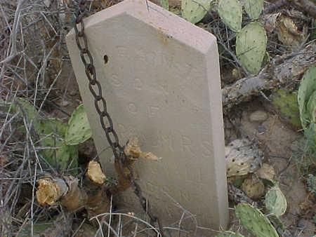 WIGNELL, BABY - Gila County, Arizona | BABY WIGNELL - Arizona Gravestone Photos