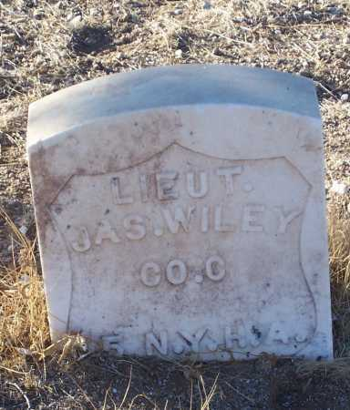 WILEY, JAS. - Gila County, Arizona | JAS. WILEY - Arizona Gravestone Photos