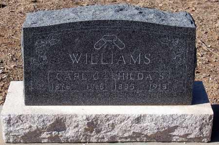 WILLIAMS, CARL G. - Gila County, Arizona | CARL G. WILLIAMS - Arizona Gravestone Photos