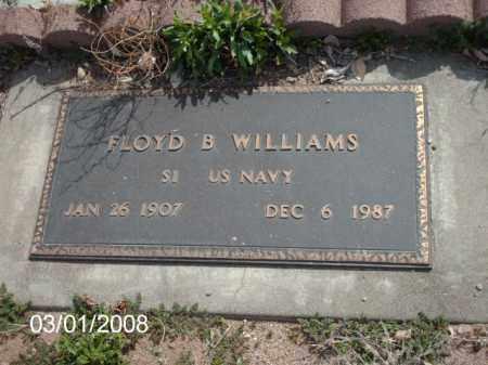 WILLIAMS, FLOYD - Gila County, Arizona | FLOYD WILLIAMS - Arizona Gravestone Photos