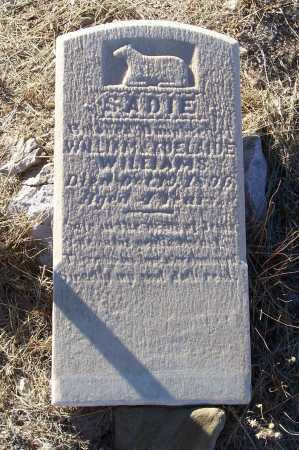 WILLIAMS, SADIE - Gila County, Arizona | SADIE WILLIAMS - Arizona Gravestone Photos