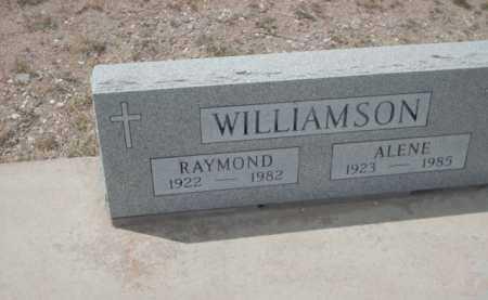 WILLIAMSON, RAYMOND - Gila County, Arizona   RAYMOND WILLIAMSON - Arizona Gravestone Photos