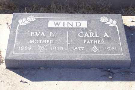 WIND, EVA L. - Gila County, Arizona | EVA L. WIND - Arizona Gravestone Photos
