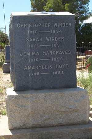 HOYT, AMARYLLIS - Gila County, Arizona   AMARYLLIS HOYT - Arizona Gravestone Photos