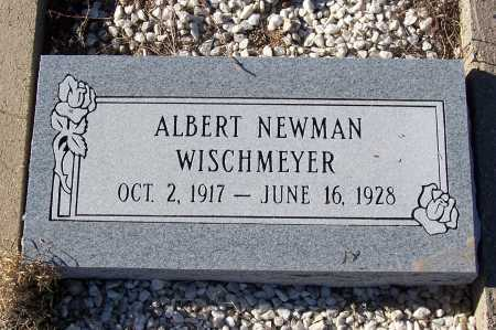 WISCHMEYER, ALBERT NEWMAN - Gila County, Arizona | ALBERT NEWMAN WISCHMEYER - Arizona Gravestone Photos