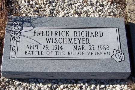 WISCHMEYER, REDERICK RICHARD - Gila County, Arizona | REDERICK RICHARD WISCHMEYER - Arizona Gravestone Photos