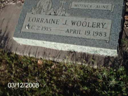WOOLERY, LORRAINE - Gila County, Arizona | LORRAINE WOOLERY - Arizona Gravestone Photos