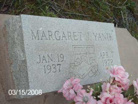 YANIK, MARGARET - Gila County, Arizona | MARGARET YANIK - Arizona Gravestone Photos