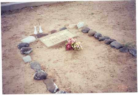 MCCANDLESS BAIRD, MALINDA THOMAS - Graham County, Arizona   MALINDA THOMAS MCCANDLESS BAIRD - Arizona Gravestone Photos