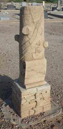 BERRY, WILLIAM WILEY - Graham County, Arizona   WILLIAM WILEY BERRY - Arizona Gravestone Photos