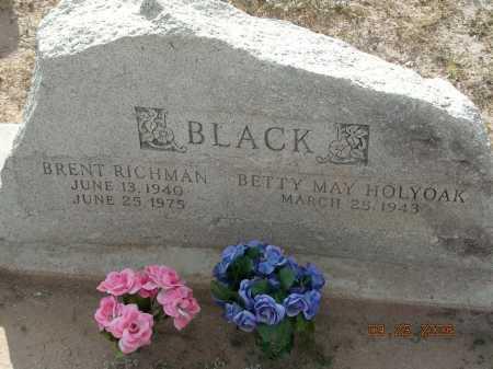 BLACK, BRENT RICHMAN - Graham County, Arizona | BRENT RICHMAN BLACK - Arizona Gravestone Photos