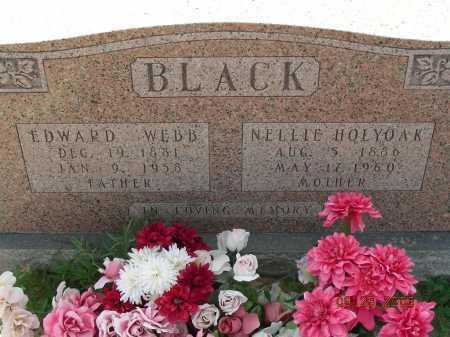 BLACK, NELLIE - Graham County, Arizona | NELLIE BLACK - Arizona Gravestone Photos