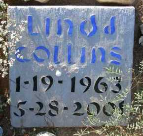 COLLINS, LINDA - Graham County, Arizona | LINDA COLLINS - Arizona Gravestone Photos