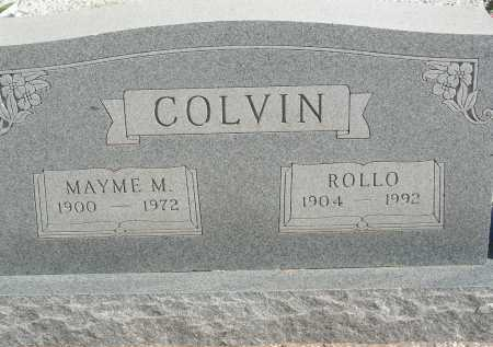 COLVIN, ROLLO - Graham County, Arizona | ROLLO COLVIN - Arizona Gravestone Photos