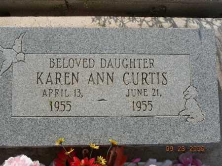 CURTIS, KAREN ANN - Graham County, Arizona | KAREN ANN CURTIS - Arizona Gravestone Photos