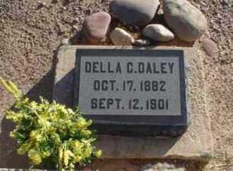 DALEY, DELLA CECELIA - Graham County, Arizona | DELLA CECELIA DALEY - Arizona Gravestone Photos