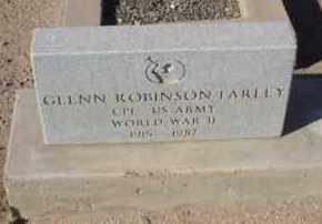 FARLEY, GLENN ROBINSON - Graham County, Arizona | GLENN ROBINSON FARLEY - Arizona Gravestone Photos