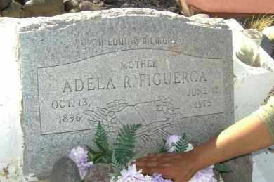 FIGUEROA, ADELA - Graham County, Arizona | ADELA FIGUEROA - Arizona Gravestone Photos