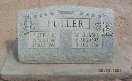 FULLER, WILLIAM L - Graham County, Arizona | WILLIAM L FULLER - Arizona Gravestone Photos