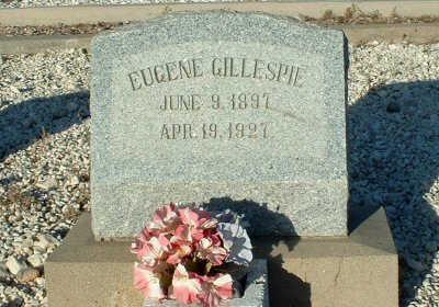 GILLESPIE, EUGENE - Graham County, Arizona | EUGENE GILLESPIE - Arizona Gravestone Photos