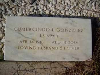 GONZALEZ, GUMERCINDO - Graham County, Arizona | GUMERCINDO GONZALEZ - Arizona Gravestone Photos
