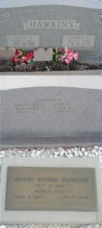 HAWKINS, LULA C - Graham County, Arizona | LULA C HAWKINS - Arizona Gravestone Photos