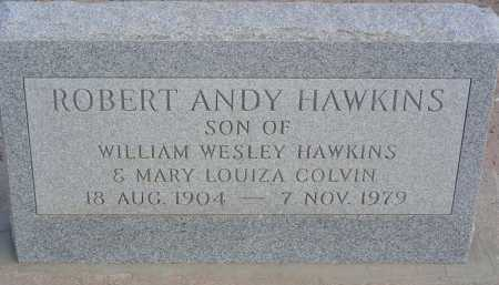 HAWKINS, ROBERT ANDY - Graham County, Arizona | ROBERT ANDY HAWKINS - Arizona Gravestone Photos