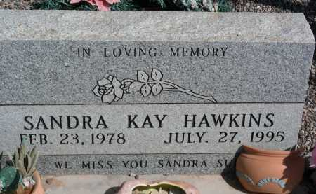 HAWKINS, SANDRA KAY - Graham County, Arizona | SANDRA KAY HAWKINS - Arizona Gravestone Photos