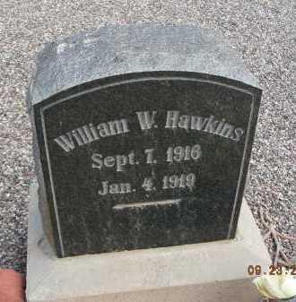 HAWKINS, WILLIAM W - Graham County, Arizona | WILLIAM W HAWKINS - Arizona Gravestone Photos