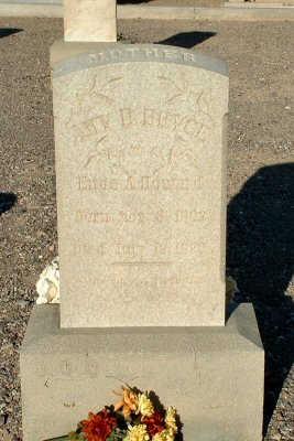 BRYCE HOWARD, AMY D. - Graham County, Arizona   AMY D. BRYCE HOWARD - Arizona Gravestone Photos