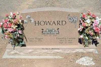 HOWARD, DOROTHY - Graham County, Arizona | DOROTHY HOWARD - Arizona Gravestone Photos