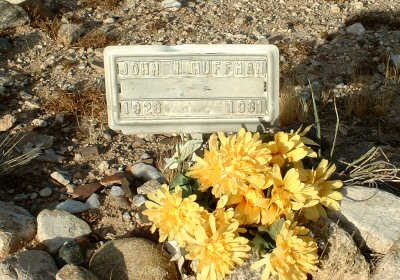 HUFFMAN, JOHN W. - Graham County, Arizona | JOHN W. HUFFMAN - Arizona Gravestone Photos