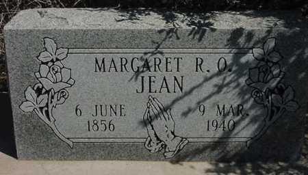 OSWALT JEAN, MARGARET REBECCA - Graham County, Arizona | MARGARET REBECCA OSWALT JEAN - Arizona Gravestone Photos