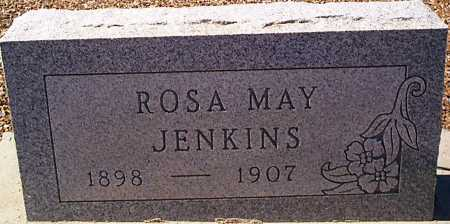 JENKINS, ROSA MAY - Graham County, Arizona | ROSA MAY JENKINS - Arizona Gravestone Photos