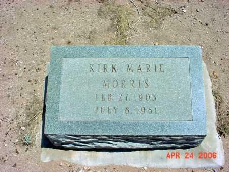MORRIS LACH, KIRK MARIE - Graham County, Arizona | KIRK MARIE MORRIS LACH - Arizona Gravestone Photos