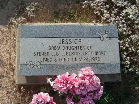 LATTIMORE, JESSICA - Graham County, Arizona | JESSICA LATTIMORE - Arizona Gravestone Photos
