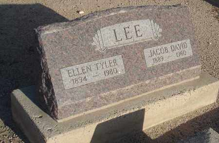 LEE, ELLEN - Graham County, Arizona | ELLEN LEE - Arizona Gravestone Photos