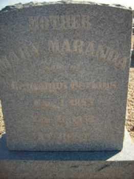 PERKINS, MARY MARANDA - Graham County, Arizona | MARY MARANDA PERKINS - Arizona Gravestone Photos