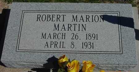 MARTIN, ROBERT MARION - Graham County, Arizona | ROBERT MARION MARTIN - Arizona Gravestone Photos