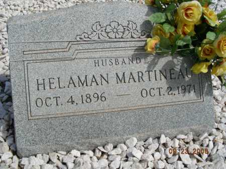 MARTINEAU, HELAMAN - Graham County, Arizona | HELAMAN MARTINEAU - Arizona Gravestone Photos