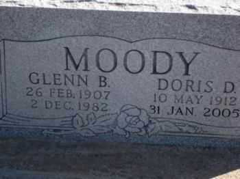 DURFEE MOODY, DORIS MAY - Graham County, Arizona | DORIS MAY DURFEE MOODY - Arizona Gravestone Photos