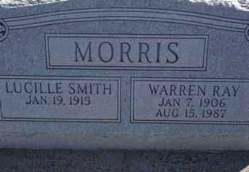 SMITH MORRIS, LUCILLE - Graham County, Arizona   LUCILLE SMITH MORRIS - Arizona Gravestone Photos