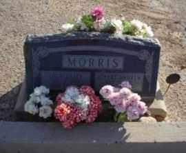 MORRIS, LOLA - Graham County, Arizona | LOLA MORRIS - Arizona Gravestone Photos