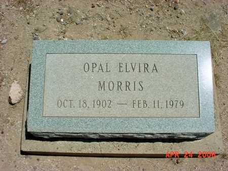 MORRIS, OPAL ELVIRA - Graham County, Arizona | OPAL ELVIRA MORRIS - Arizona Gravestone Photos