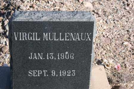 MULLENAUX, VIRGIL - Graham County, Arizona | VIRGIL MULLENAUX - Arizona Gravestone Photos