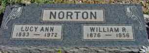 SHIFLET NORTON, LUCY ANN - Graham County, Arizona | LUCY ANN SHIFLET NORTON - Arizona Gravestone Photos
