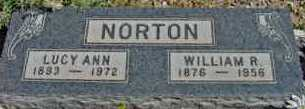 SHIFLET NORTON, LUCY ANN - Graham County, Arizona   LUCY ANN SHIFLET NORTON - Arizona Gravestone Photos