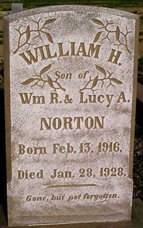 NORTON, WILLIAM HENRY - Graham County, Arizona   WILLIAM HENRY NORTON - Arizona Gravestone Photos
