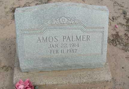 PALMER, AMOS - Graham County, Arizona   AMOS PALMER - Arizona Gravestone Photos